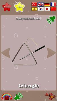 Musical Instruments Cards screenshot 4