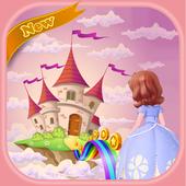 The first sofia princess run adventure icon