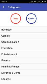 A-Z App Store screenshot 3