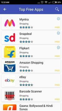 A-Z App Store screenshot 1