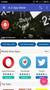 A-Z App Store screenshot 4