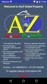 Atoz Global Property poster