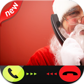 Santa fake Call – 2017 icon