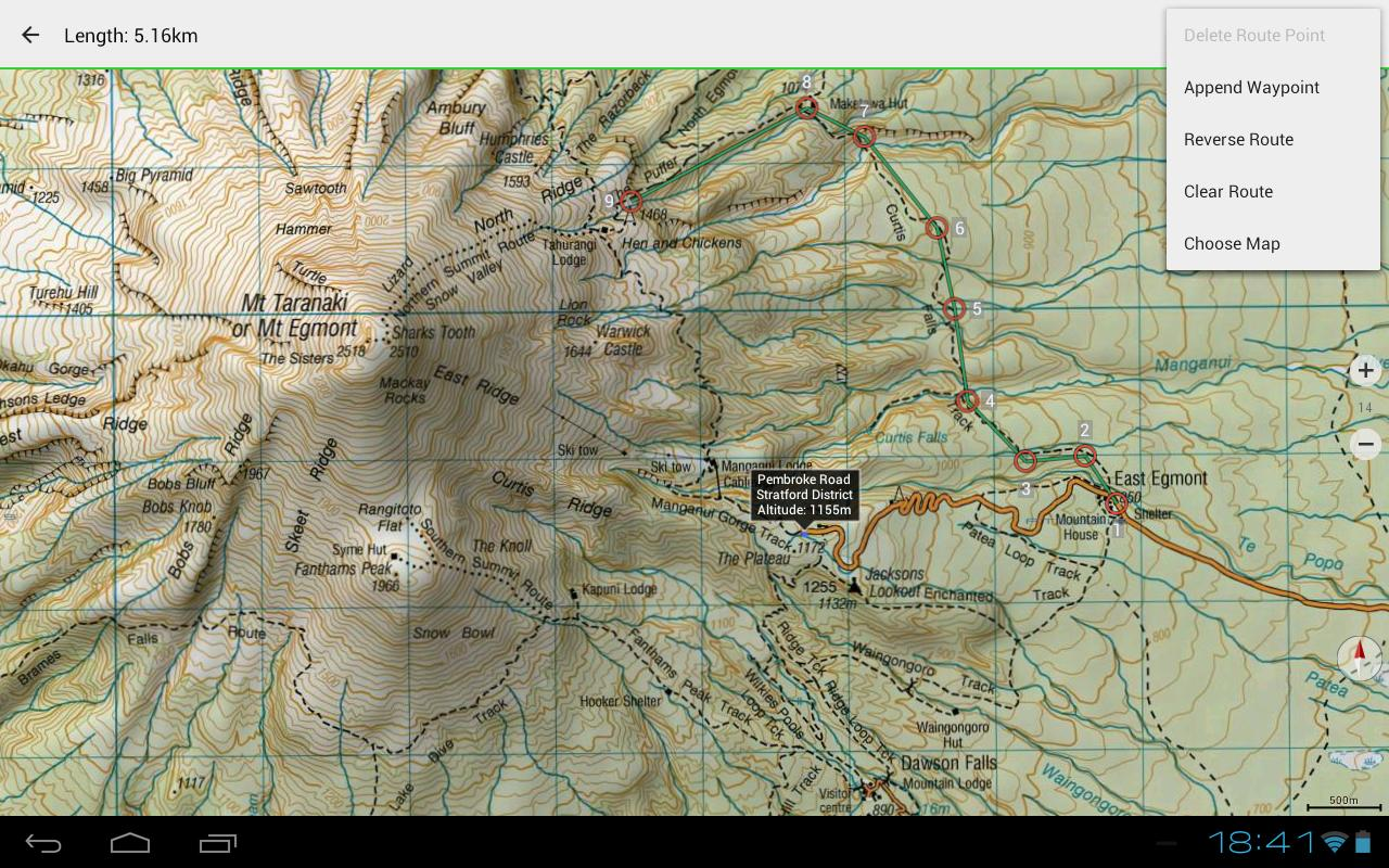 New Zealand Topo Maps Free APK Download Free Maps Navigation APP - Topographic map free download