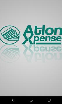 AtlonXpense poster