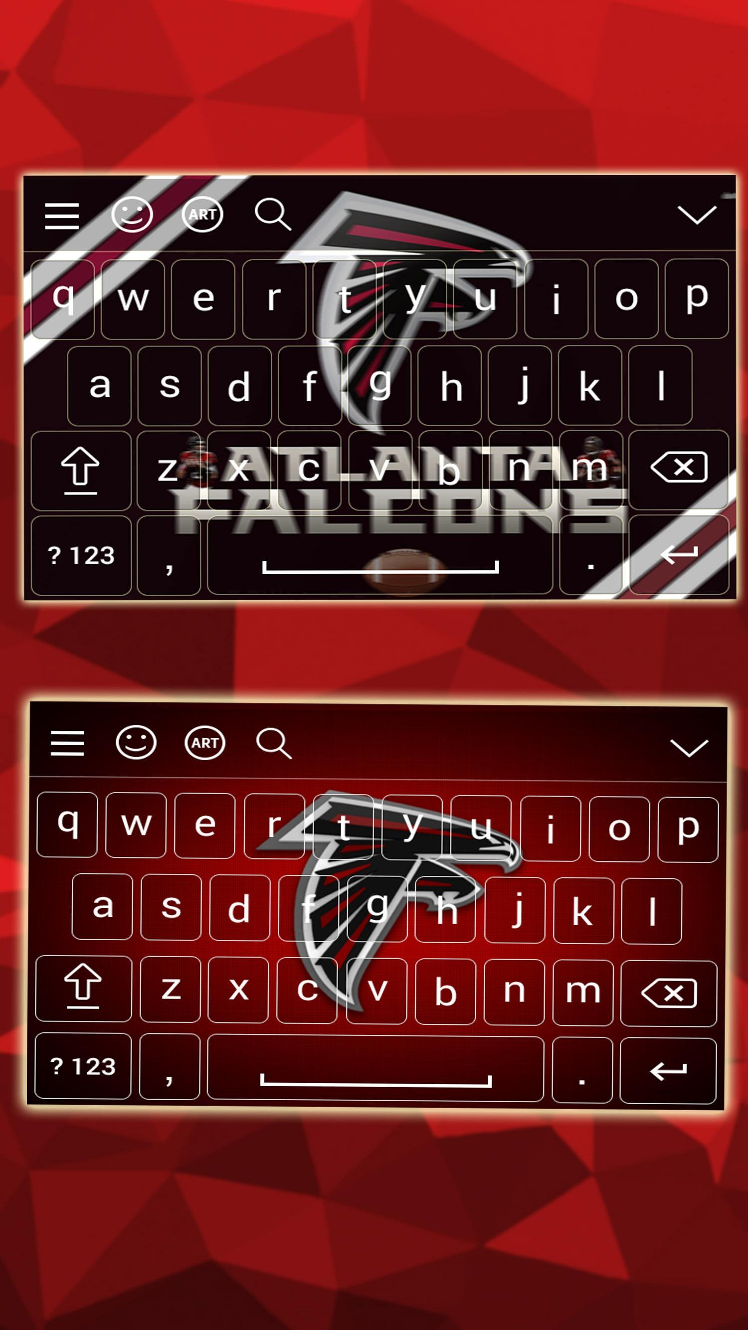Atlanta Falcons Keyboard Theme For Android Apk Download
