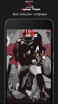 New Atlanta Falcons Wallpaper Art HD - Zaidan screenshot 2
