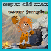 Super old max: oscar jungle icon