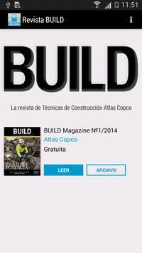 Revista BUILD poster