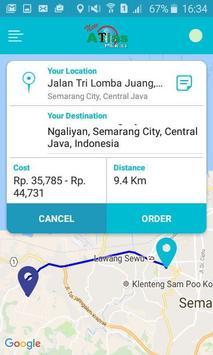 Semarang Taxi New Atlas poster