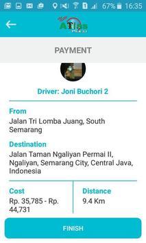 Semarang Taxi New Atlas apk screenshot