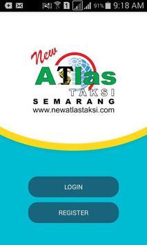 Driver New Atlas Semarang poster