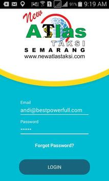 Driver New Atlas Semarang screenshot 3