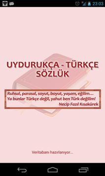 Uydurukça-Türkçe Sözlük poster