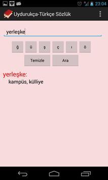 Uydurukça-Türkçe Sözlük apk screenshot