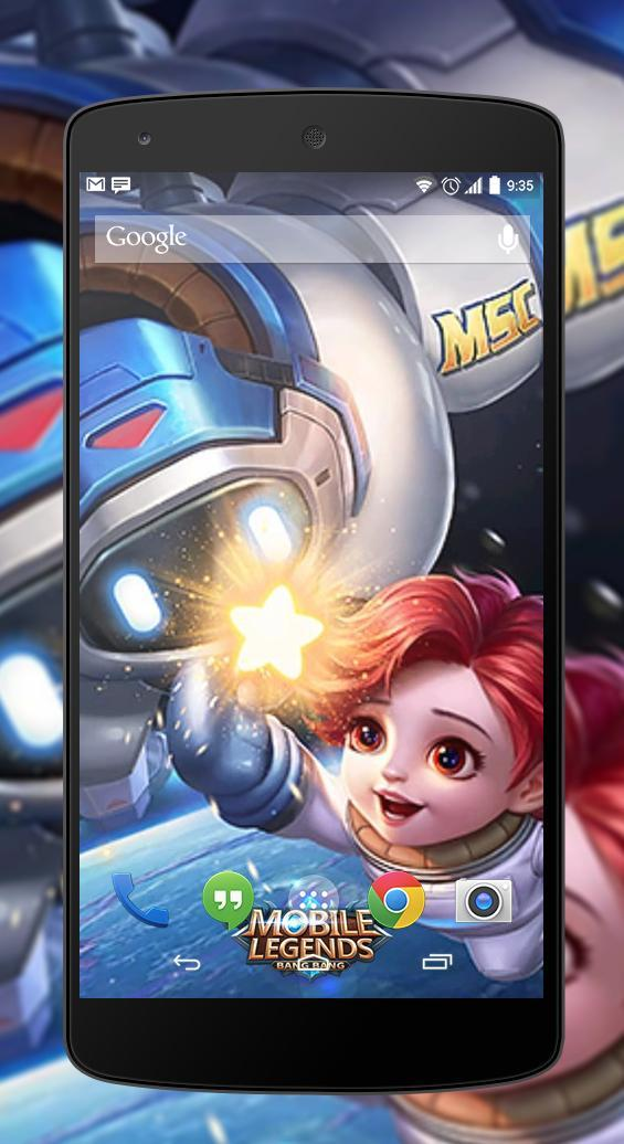 Ml Moba Hd Wallpapers Lockscreen For Android Apk