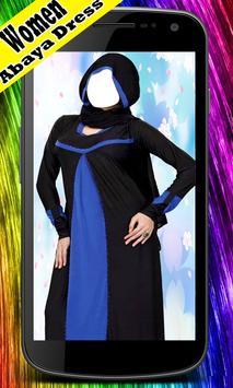 Women Abaya Dress Suit New screenshot 4