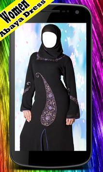 Women Abaya Dress Suit New screenshot 5