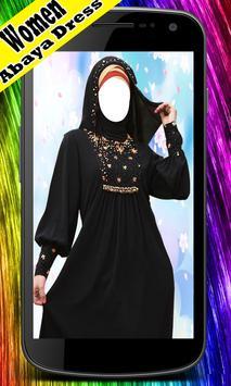 Women Abaya Dress Suit New poster