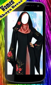Women Abaya Dress Suit New screenshot 1