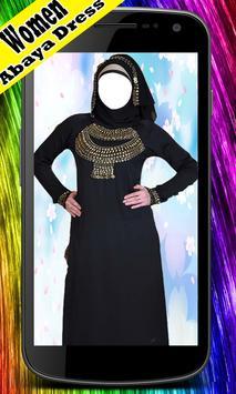 Women Abaya Dress Suit New screenshot 2