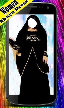 Women Abaya Dress Suit New screenshot 3