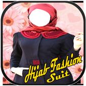 Hijab Fashion Suit 2016 icon