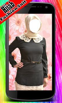 Hijab Fashion Suit 2016 screenshot 5