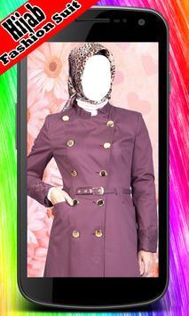 Hijab Fashion Suit 2016 screenshot 1