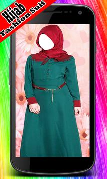 Hijab Fashion Suit 2016 screenshot 3