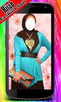 Hijab Fashion Suit 2016 poster