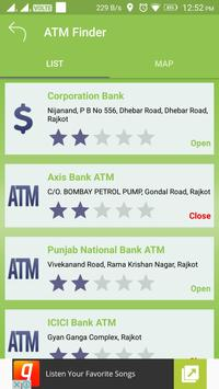 ATM Finder and Locator poster