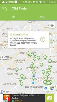 ATM Finder and Locator apk screenshot