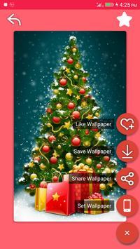 christmas live wallpaper 2018 screenshot 5