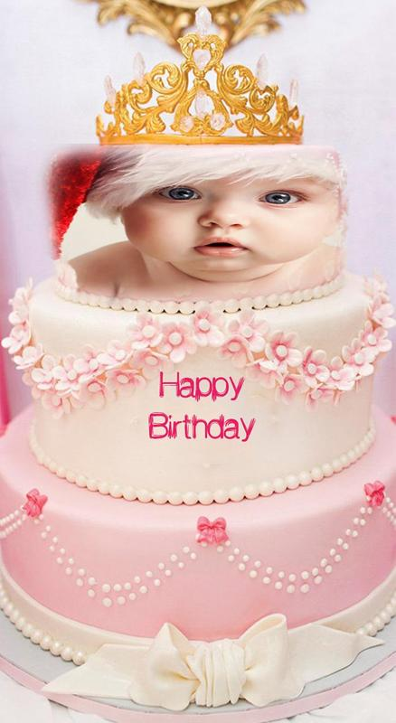 Photoname On Birthday Cake For Android Apk Download