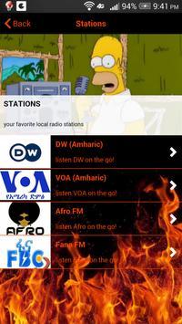 EthioRadio screenshot 2