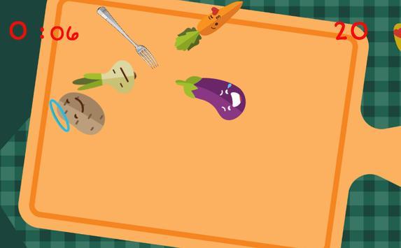 Vagetables Salad poster