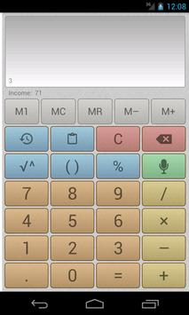 Multi-Screen Voice Calculator Pro screenshot 4