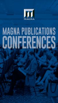 Magna Publications Conferences poster