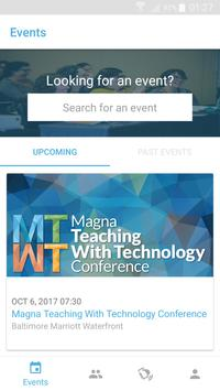 Magna Publications Conferences screenshot 2