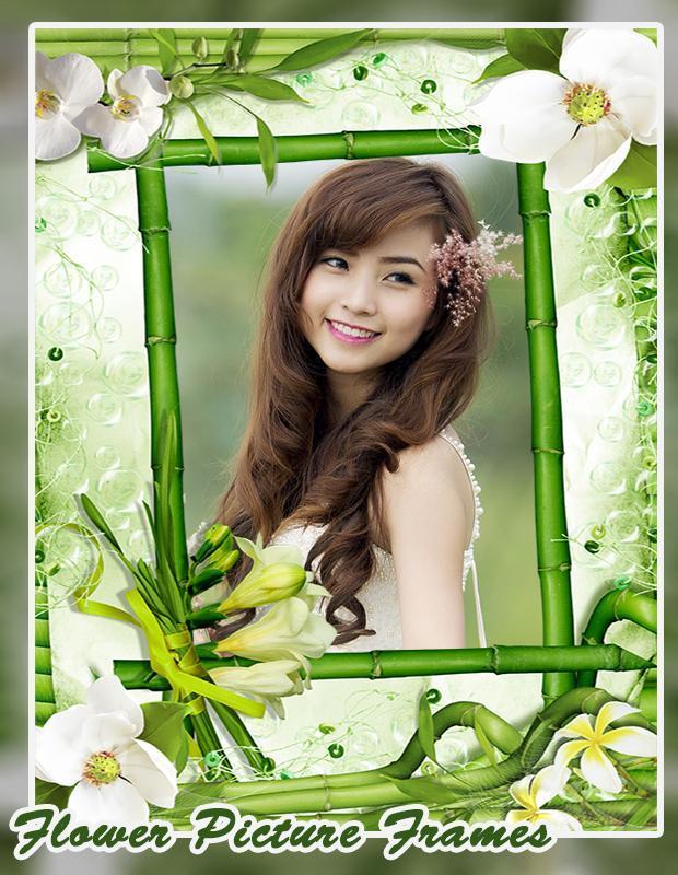 marcos de cuadros de flores Descarga APK - Gratis Fotografía ...