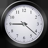 Modern Clock Widget icon