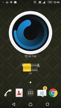 Modern Clock Widget screenshot 10