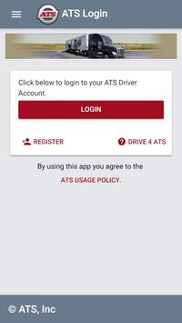 ATS Driver Poster