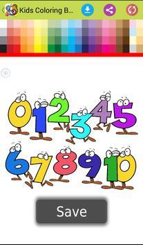 Kids Coloring Book App screenshot 5