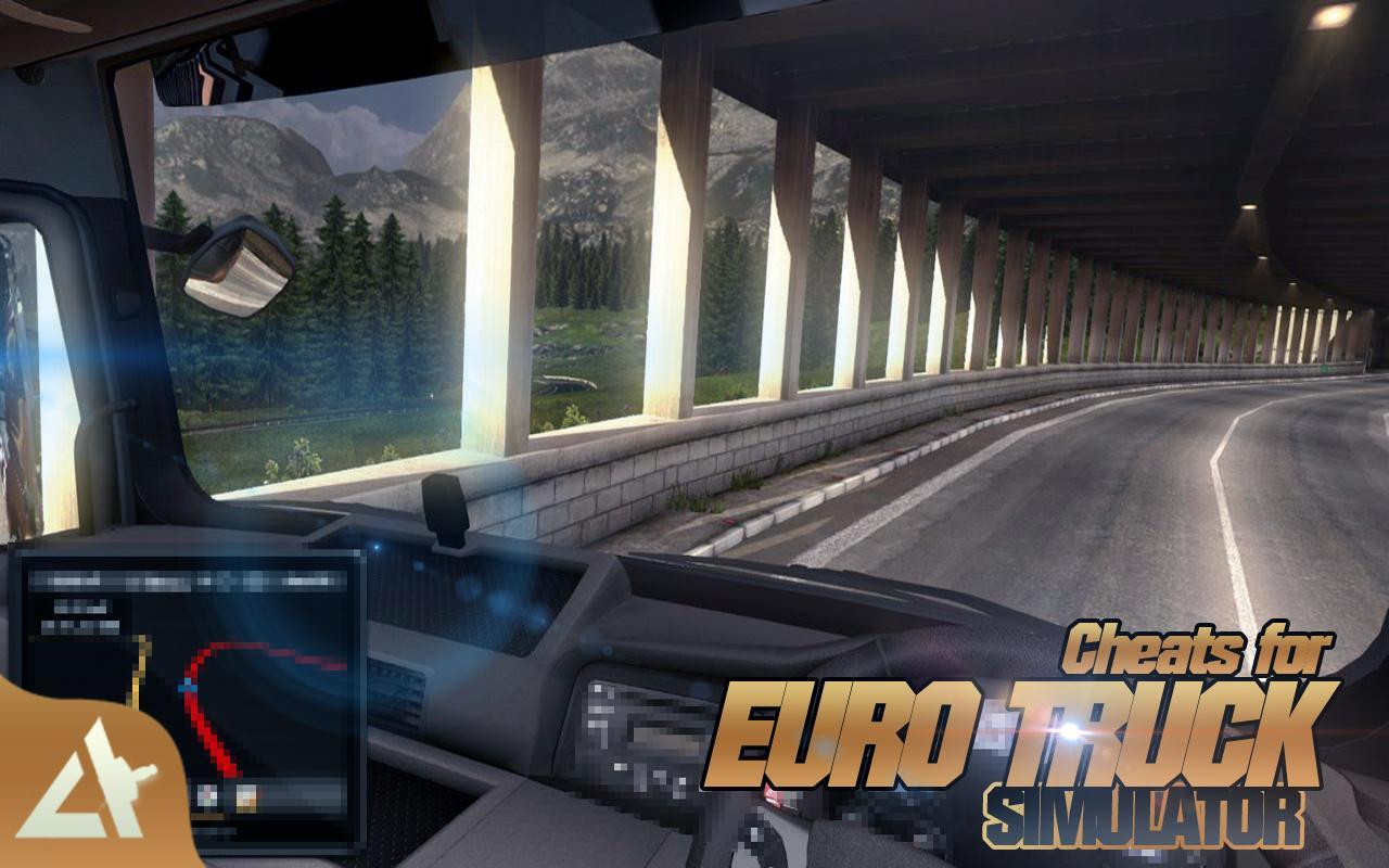 Cheats for Euro Truck Simulator 2 for Android - APK Download