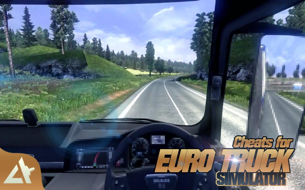 471810bc054 Cheats for Euro Truck Simulator 2 for Android - APK Download