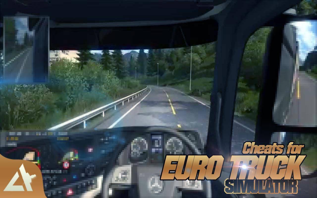 euro truck simulator 2 cheat codes free download