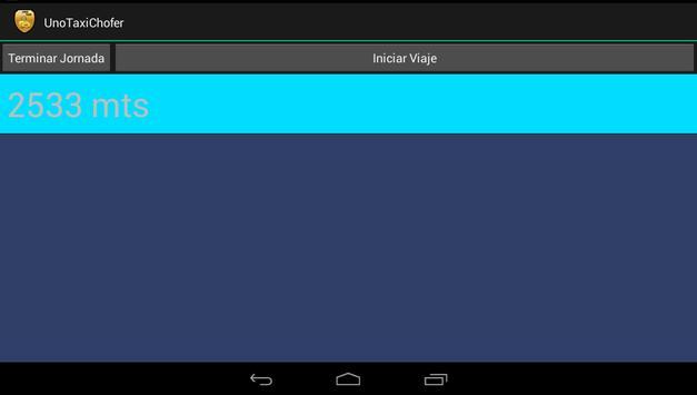 UnoTaxi Conductor screenshot 5