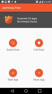 Antivirus & Mobile Security apk screenshot